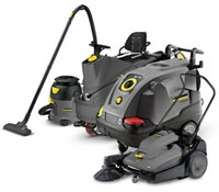karcher commercial products