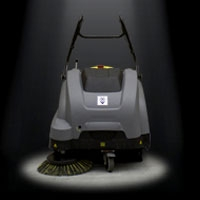 karcher sweeper ksm